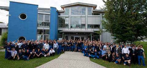 The team at UNICCOMP GmbH